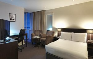 room in Hotel Grand Chancellor Melbourne